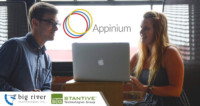 Big River Technologies Inc. Partners With Appinium
