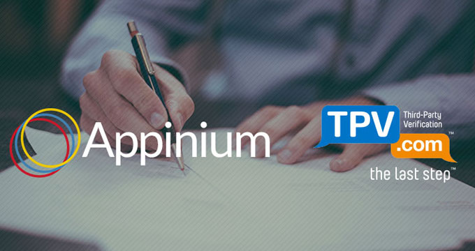 Appinium Announces New Client: TPV.com